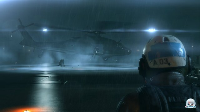 Screenshot - Metal Gear Solid: Ground Zeroes (360) 92415502