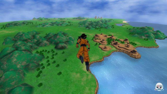 Screenshot - DragonBall Z: Ultimate Tenkaichi (PlayStation3)