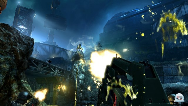 Screenshot - Aliens: Colonial Marines (360) 92399332