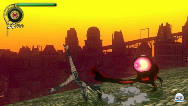 Screenshot - Gravity Rush (PS_Vita) 2260857