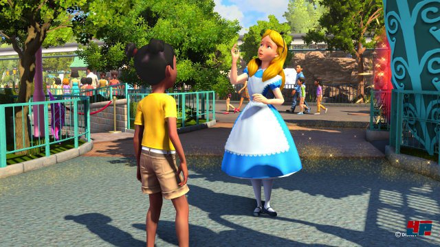 Screenshot - Disneyland Adventures (PC)