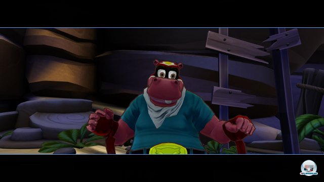 Screenshot - Sly Cooper: Jagd durch die Zeit (PlayStation3) 2384817