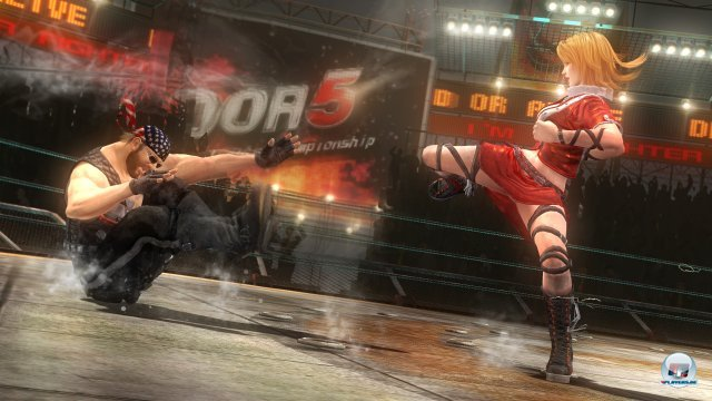Screenshot - Dead or Alive 5 (PlayStation3) 2361732