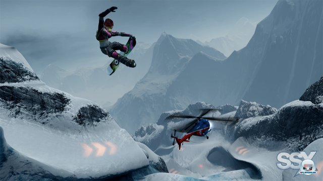 Screenshot - SSX (PlayStation3) 2271222