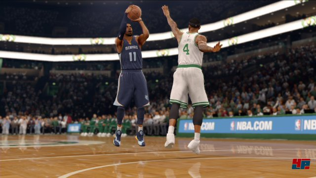 Screenshot - NBA Live 16 (PlayStation4) 92507358