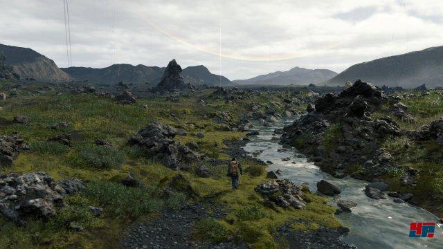 Screenshot - Death Stranding (PS4)