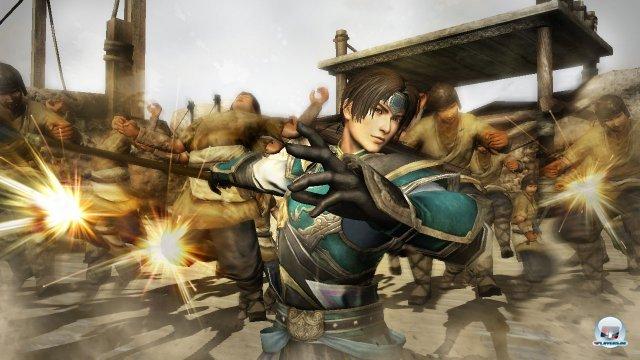 Screenshot - Dynasty Warriors 8 (PlayStation3) 92434017