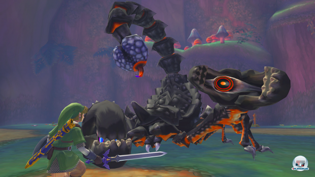 Screenshot - The Legend of Zelda: Skyward Sword (Wii) 2243419