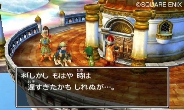 Screenshot - Dragon Quest VII (3DS) 92447702