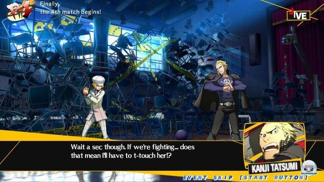 Screenshot - Persona 4: Arena (360) 2371977