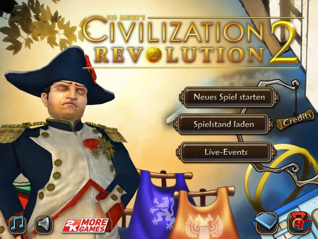 Screenshot - Civilization Revolution 2 (iPad) 92486640