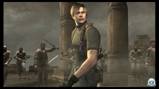 Screenshot - Resident Evil: Revival Selection (PlayStation3) 2235519