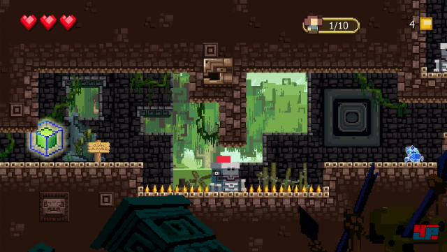 Screenshot - Adventures of Pip (Mac)