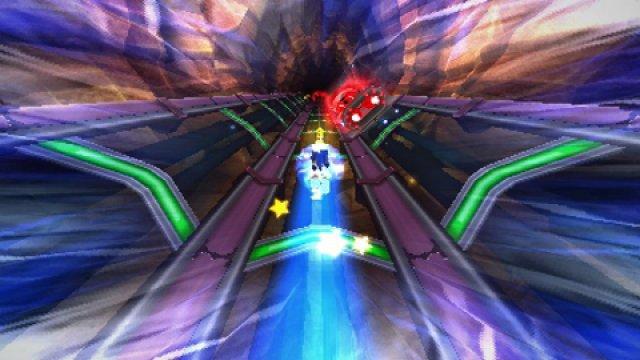 In den Tube-Stages auf dem 3DS gibt es drei Ziele: Alle Ringe einsammeln, verdammt schnell sein und ankommen.
