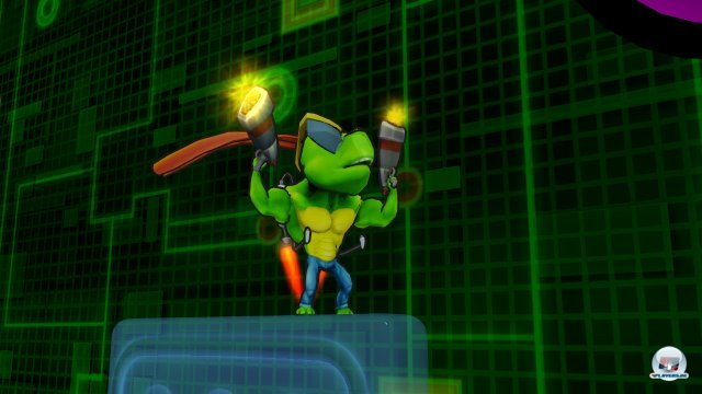 Screenshot - Sly Cooper: Jagd durch die Zeit (PlayStation3) 2359422