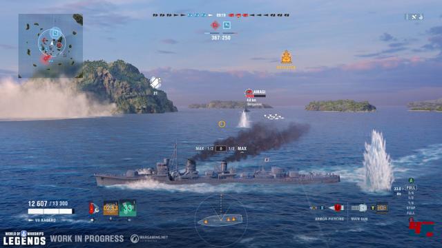 Screenshot - World of Warships (PS4) 92572417