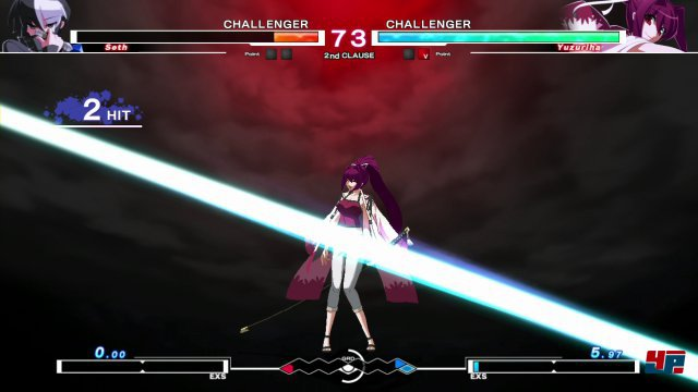 Screenshot - Under Night In-Birth - Exe:Late (PlayStation3) 92501378