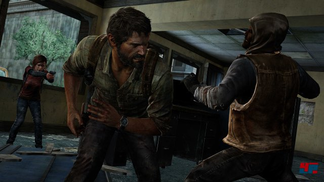 Screenshot - The Last of Us (PlayStation4)