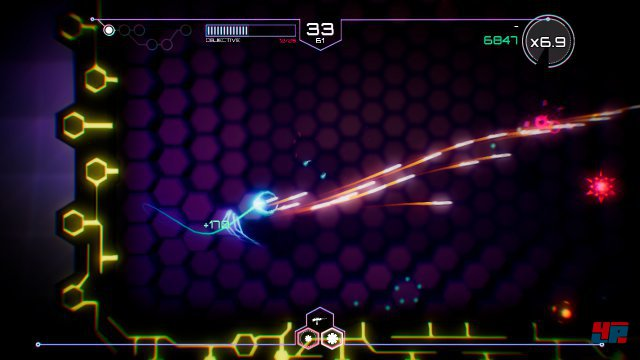 Screenshot - Tachyon Project (Switch)