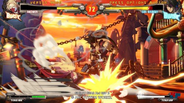 Mit der Umstellung vom Pixel- zum von Unreal Engine unterstützen Polygon-Design wirkt Guilty Gear noch stärker wie ein Anime zum Mitspielen.