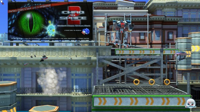 Screenshot - Sonic Generations (PlayStation3) 2230807