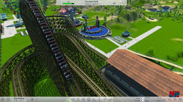 Screenshot - Rollercoaster Tycoon World (PC)