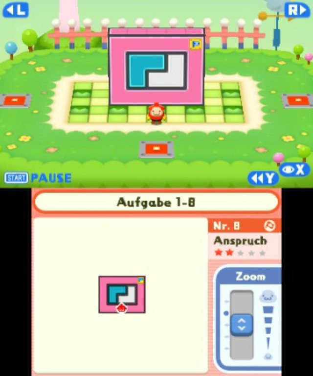 Screenshot - Fullblox (3DS)