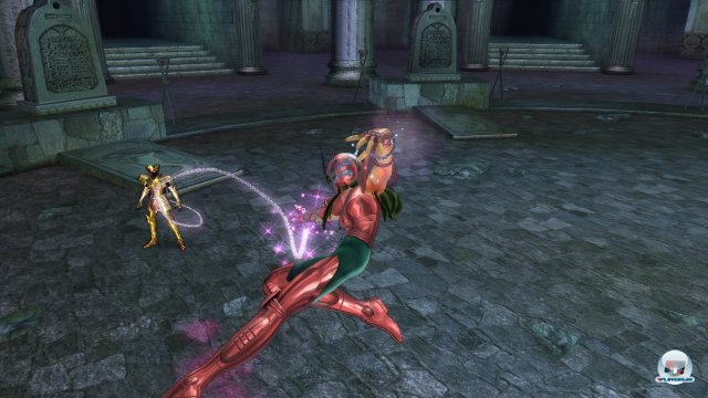 Screenshot - Saint Seiya: Sanctuary Battle (PlayStation3) 2265697