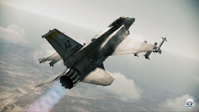 Screenshot - Ace Combat: Assault Horizon (360) 2273007