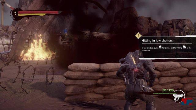 Screenshot - Gene Rain (XboxOneX)