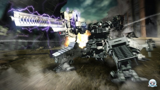 Screenshot - Armored Core V (PlayStation3) 2221924