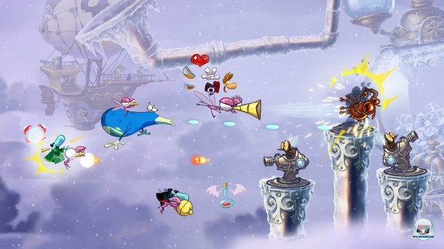 Screenshot - Rayman Origins (360) 2281762