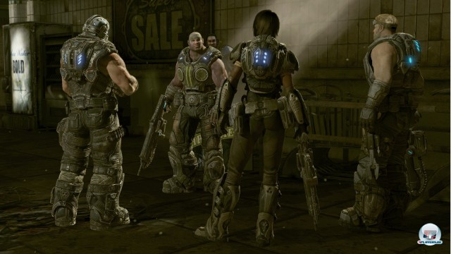 Screenshot - Gears of War 3 (360) 2244597
