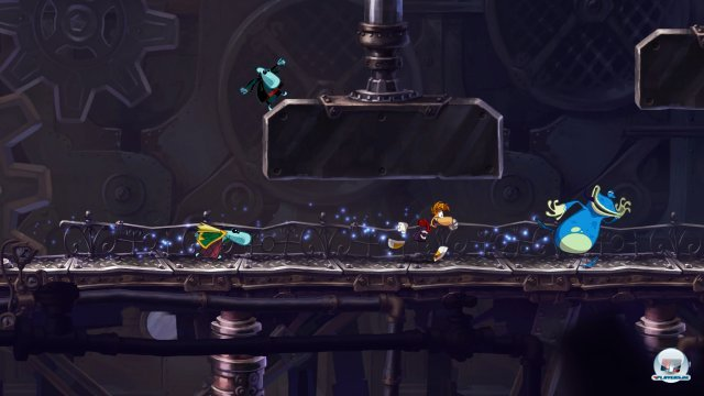 Screenshot - Rayman Origins (360) 2281767