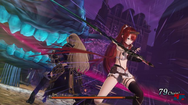Screenshot - Nights of Azure 2: Bride of the New Moon (PC) 92552541