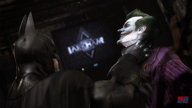 Screenshot - Batman: Return to Arkham  (PlayStation4)
