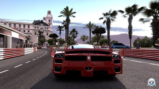 Monaco steht ebenfalls im Rennkalender - wenn es erstmal freigeschaltet ist.