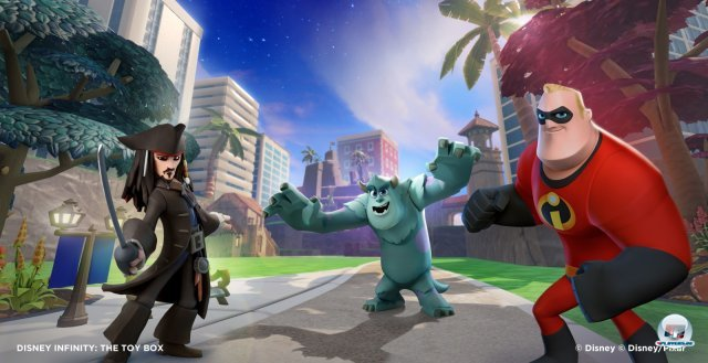 Screenshot - Disney Infinity (360) 92438272