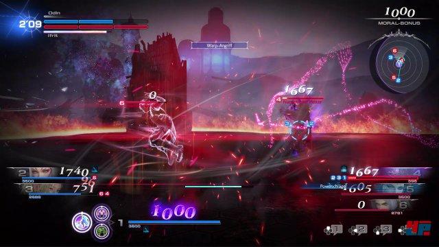 Screenshot - Dissidia Final Fantasy NT (PS4) 92559087