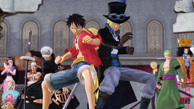 Screenshot - One Piece: Pirate Warriors 3 (Switch) 92554673