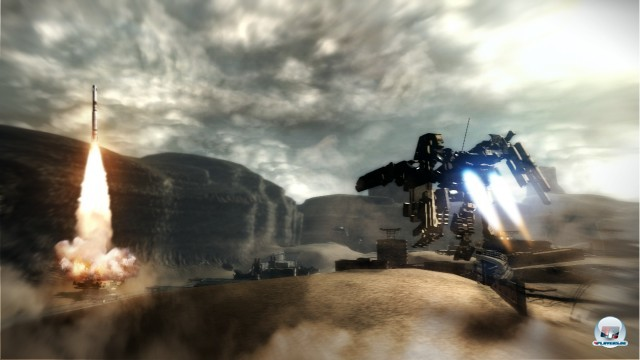 Screenshot - Armored Core V (360) 2245792