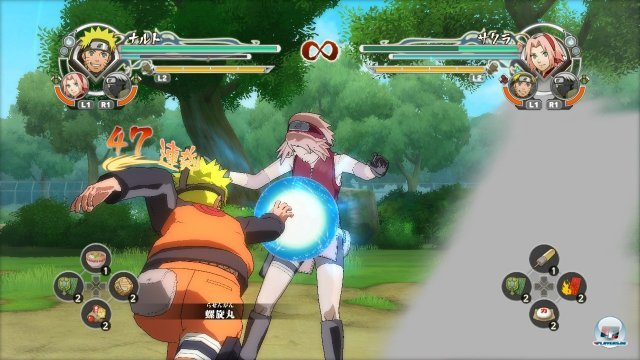Screenshot - Naruto Shippuden: Ultimate Ninja Storm Generations (PlayStation3) 2295812