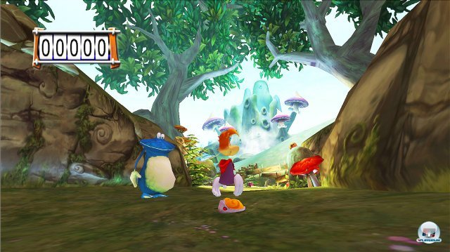 Screenshot - Rayman 3: Hoodlum Havoc HD  (360)