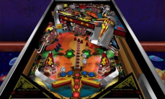 Screenshot - Williams Pinball Classics (3DS) 2350552