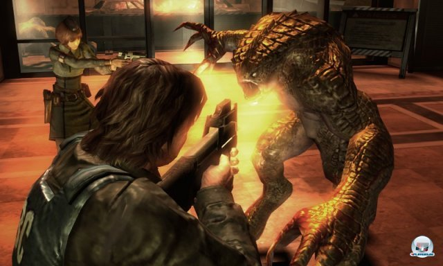 Screenshot - Resident Evil: Revelations (3DS) 2298657