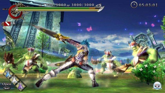 Screenshot - Ragnarok Odyssey (PS_Vita) 2266927