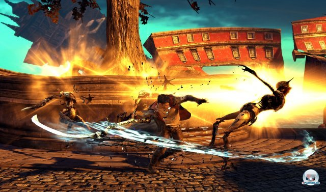 Screenshot - DmC: Devil May Cry (360)