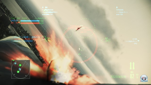 Screenshot - Ace Combat: Assault Horizon (360) 2249377