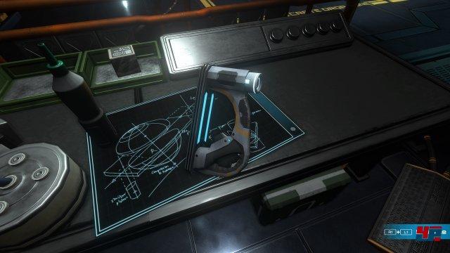 Viele Gegenstände lassen sich als 3D-Objekte untersuchen.