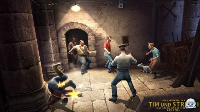 Screenshot - Tim und Struppi: Das Geheimnis der Einhorn (PlayStation3) 2252352